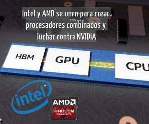 Intel y AMD se unen