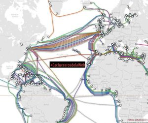 cables submarinos de internet