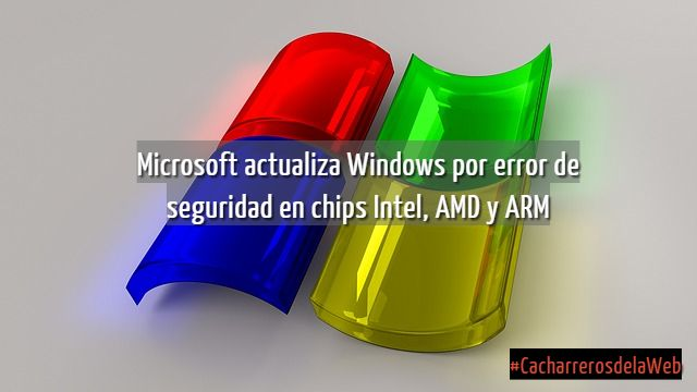 chips Intel, AMD y ARM