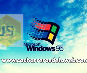 Windows 95 aplicación descargable